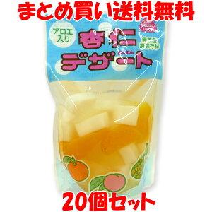 マルヤス 杏仁デザート 袋入 200g×20個セットまとめ買い送料無料