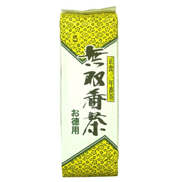 ムソー 無双番茶 お徳用 450g