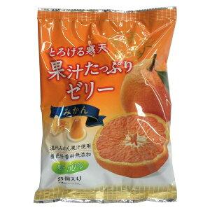 片山食品 果汁たっぷりゼリー みかん 26g×8個