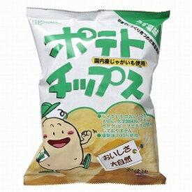 創健社 ポテトチップス うす塩味 60g