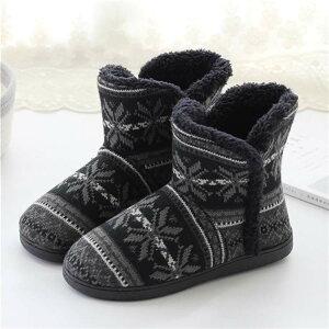 「 」ルームシューズ レディース かかと付き ムートンブーツ 靴 スリッパ あったか 防寒 もこもこ ふわふわ 暖かい 室内履き 滑り止め おしゃれ(XZ121)