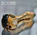 [代引き以外で送料無料]GLASS-Frog /#GP0083