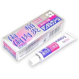 【第2類医薬品】ノーエチ薬品 デンタルクリーム 5g