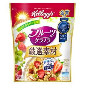 【数量限定特価】ケロッグ 厳選素材 フルーツグラノラ 徳用袋 500g×6袋セット(1箱)