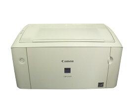 LBP3100 Canon USB/A4レーザープリンタ【中古】