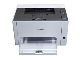 LBP7010C Canon USB/A4カラーレーザープリンタ【中古】キヤノン