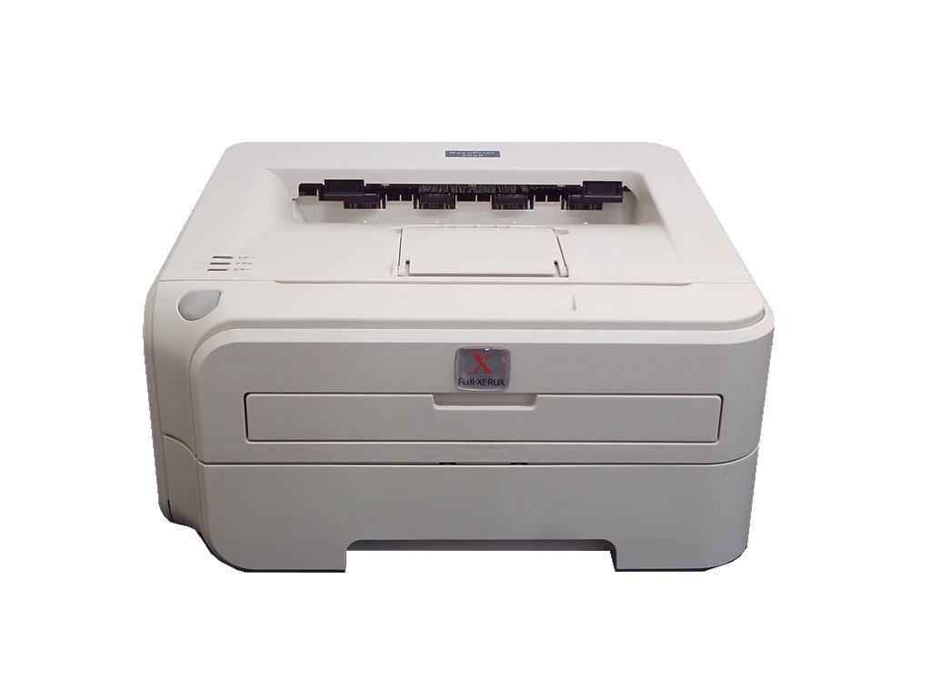 DocuPrint 2020 FujiXEROX A4モノクロレーザープリンタ 3200枚以下【中古】