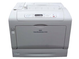 Color MultiWriter 9100C NEC A3カラーレーザープリンタ 1.7万枚以下 両面対応【中古】