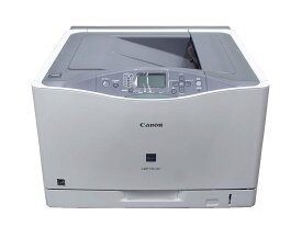 LBP9510C Canon A3カラーレーザープリンタ 500枚【中古】