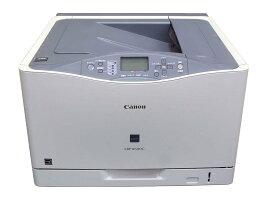 LBP9600C Canon A3カラーレーザープリンタ 14.3万枚【中古】