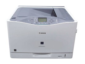 LBP9660Ci Canon A3カラーレーザープリンタ 56800枚以下【中古】