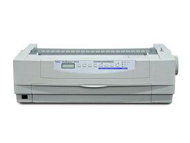 NEC MultiImpact 201HX ドットプリンタ 【中古】(PR-D201HX)