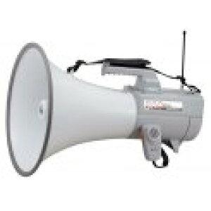 TOA ワイヤレスメガホン 30W ホイッスル音付 ER-2830W