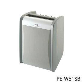 JVCケンウッド ポータブルワイヤレスアンプ シングルチューナー1波同梱  PE-W51SB