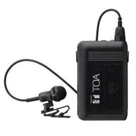TOA WM-1320 800MH帯タイピン型ワイヤレスマイクロホン