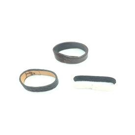 時計 腕時計 バンド ベルト ループ 遊革 ディーゼル DIESEL diesel FOSSIL フォッシル 最適 ブラック ブラウン ホワイト ループ 遊革交換 メンズ レディース 26mm 汎用レザーバンド 本革 時計部品 時計修理 バネ棒外しセット