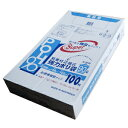 【G-94H】業務用 ごみ袋 90リットル ゴミ袋 厚手 半透明 ポリ袋 90L BOXタイプ 200枚(100枚×2箱)【送料無料】【 05P2…