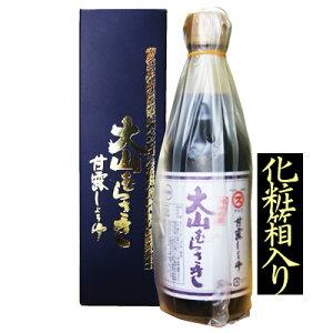 【鳥取の醤油】大山むらさき[360ml]【化粧箱入り】