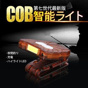 軽量ランニング ヘッド ライト カイロ 充電式 ヘッドライト 釣りフィッシングヘッドランプ 夜間釣り 充電 ハイライトLED 釣魚専用ヘッドライド リチウム電池 ハイライト クリップ式 COB光源