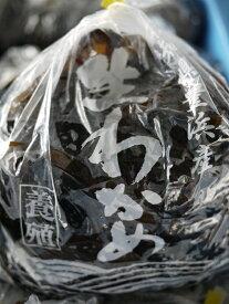 【送料無料】愛知 豊浜漁港直送 冷凍 生わかめ・若布(養殖) 2kg