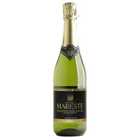 お酒 お中元 ギフト プレゼント セニョリオ・デ・マレステ ブリュット / フェルナンド・カストロ 白 発泡 750ml 12本 スペイン ラ・マンチャ スパークリングワイン コンビニ受取対応商品 ヴィンテージ管理しておりません、変わる場合があります ケース販売