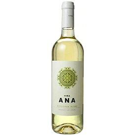 お酒 お中元 ギフト プレゼント ヴィーニャ・アナ ソーヴィニヨン・ブラン / フェルナンド・カストロ 白 750ml 12本 スペイン ラ・マンチャ 白ワイン コンビニ受取対応商品 ヴィンテージ管理しておりません、変わる場合があります ケース販売