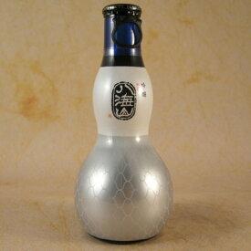 お酒 お年賀 ギフト プレゼント 八海山(はっかいさん) 吟醸 180ml ひょうたん瓶 ケース販売12本入 新潟県 八海山 日本酒