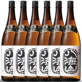お酒 ホワイトデー ギフト 八海山 はっかいさん 吟醸 1800ml 6本 一升瓶 新潟県 八海山 日本酒 ケース販売 送料無料 プレゼント ラッキーシール対応