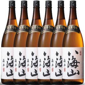 お歳暮 ギフト 八海山 はっかいさん 純米吟醸 1800ml 6本 一升瓶 新潟県 八海山 日本酒 ケース販売 送料無料 ラッキーシール対応