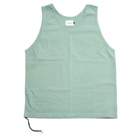 CAL O LINE/キャロライン/CL201-068/SOLID COLOR TANK-TOP