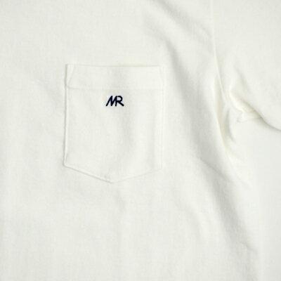 【MR.OLIVE:ミスターオリーブ】M-1914312/1EMERALDHEAVYWEIGHTPLAINSTITCH/SMALLMRLOGOPOCKETT-SHIRT【smtb-TK】