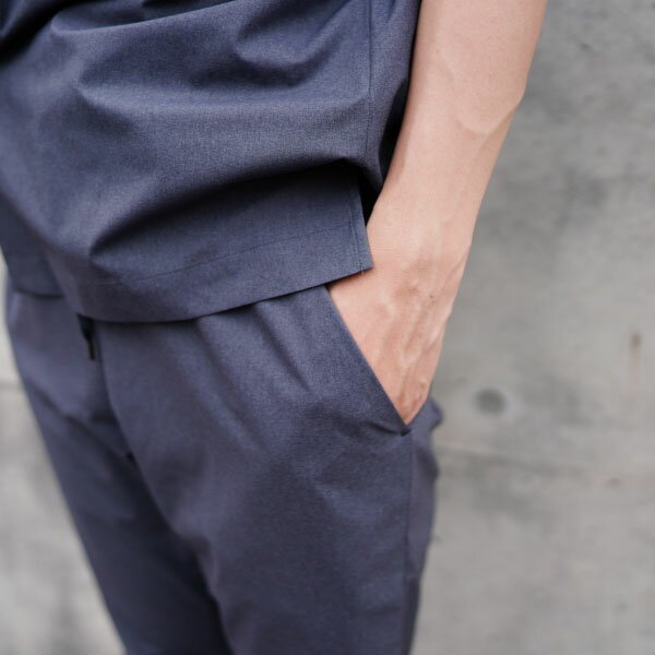 MR.OLIVE/ミスターオリーブ/M-2022/WATERPROOFSTRETCHWEATHER/RELAXSLIMPANTS