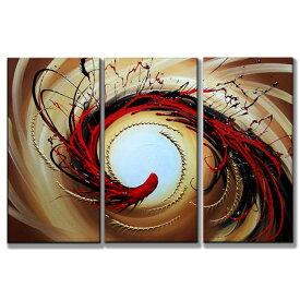 絵画 インテリア 円の抽象【Sサイズ】アートパネル 壁掛け おしゃれ 絵 ニッチ トイレ 玄関に飾る モダン抽象画(SALE対象)