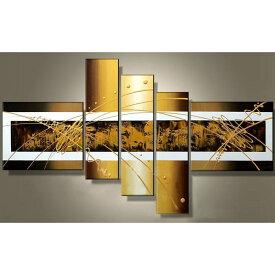 絵画 アートパネル 金色の抽象/Sサイズ/おしゃれ アートパネル 玄関に飾る ニッチ リビング 壁掛け モダン アート(SALE対象)