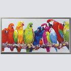 オイルペイント(油彩)アートサイズ:縦53cm横103cm厚さ3cm【額付き】『最後の晩餐』絵画