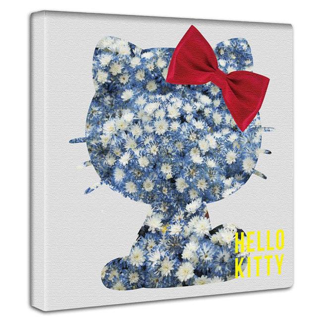 アートパネル インテリア アートボード【ハローキティ】 絵画 キャンバスアート 壁掛け 東京アートラボ