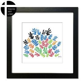 The Sheaf 額付きアートリビングArt Collection アンリ・マティス Henri Matisse La Gerbe モダンアート