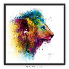 絵画 インテリア おしゃれ アートポスター /ライオン Jungle's King 壁掛けアート おしゃれ アートパネル 絵 壁掛け 壁絵 飾り 装飾 壁 前衛的 派手