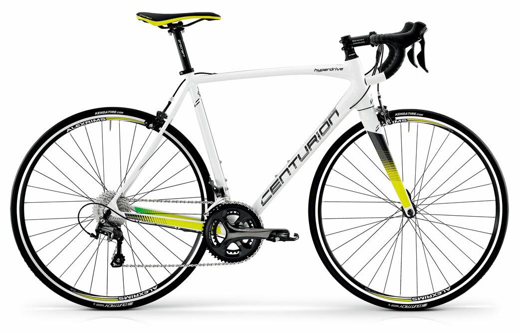 【整備済】【35%OFF】2016 CENTURION(センチュリオン)HYPERDRIVE 2000 ロードバイク 在庫限り