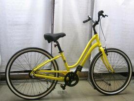 【整備済】JAMIS(ジェイミス) Hudson easy3 イエローSサイズ クロスバイク