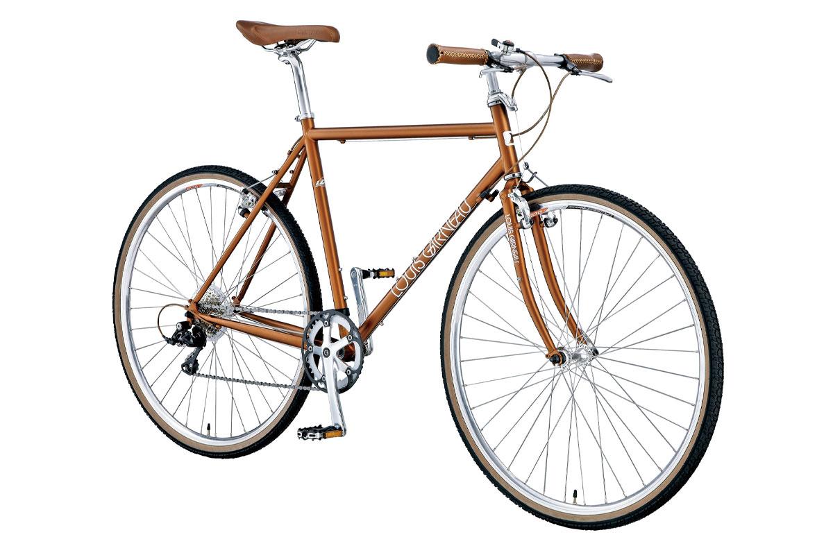 【30%OFF】2014 LOUIS GARNEAU(ルイガノ)LGS-BTN クロスバイク 在庫限り