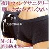 衛生短盒拳擊手 w / 永夜黑 tarp [M:1 / 3]