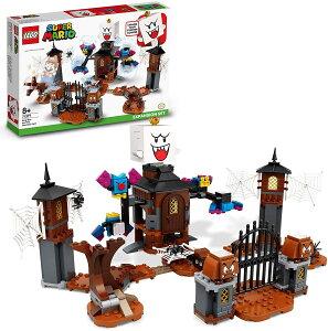 レゴ スーパーマリオ 71377 バサバサとキングテレサの...