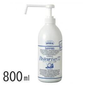 ドーバー パストリーゼ77 800ml 除菌 アルコール 細菌 ウイルス 手指 消毒 調理器具の除菌 防臭 アルコール 除菌