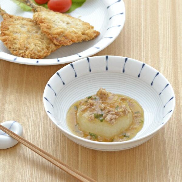 渕十草 ゆらぎ煮物鉢和食器/鉢/中鉢/煮物用/ボウル