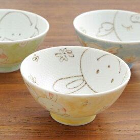 こども茶碗 すまいるアニマルお茶碗 茶碗 ご飯茶碗 ちゃわん子供食器 子供茶碗 こどものお茶碗 子供用 おちゃわん うさぎ かえる ぶた おしゃれ 和食器 かわいい カフェ風