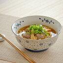 花ちらし (麺鉢)ラーメン丼/中華鉢/大鉢/和食器/丼ぶり/めん鉢
