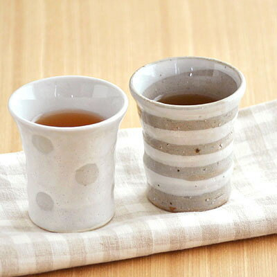 和食器 手造り 土物のミニカップ 手作り食器/和の器/貫入/フリーカップ/湯呑み/陶器