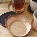 コースター 木製 耳付きコースター(しずく) おしゃれ 木製コースター 木のコースター 木製 ウッド 食器 洋食器 キッ…