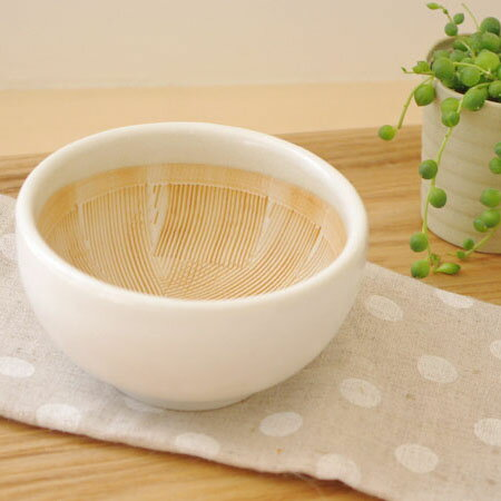 ユニバーサルボウル(すり鉢) (アウトレット込み)   小さなすり鉢/和食器/ベビー食器/すりばち/小鉢/離乳食すり鉢/調理用具/おしゃれ